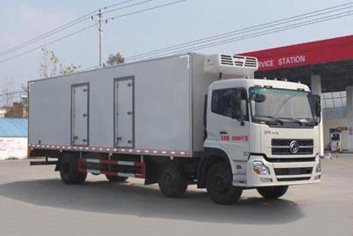 7米冷藏车